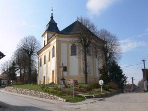 farní kostel sv. Bartoloměje